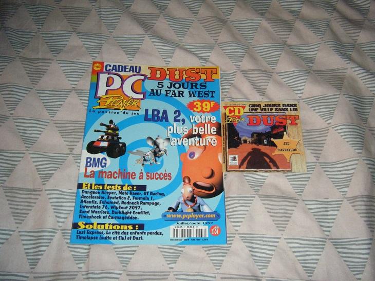 [Vds] Vieux magazines Pc et consoles Dscf0146