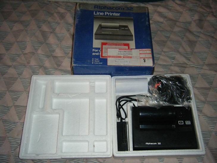 [Vds/Ech] 2 Imprimantes pour MSX & Spectrum/ZW81 Dscf0147