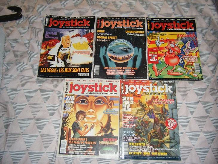 [Vds] Vieux magazines Pc et consoles - Page 2 Dscf0149