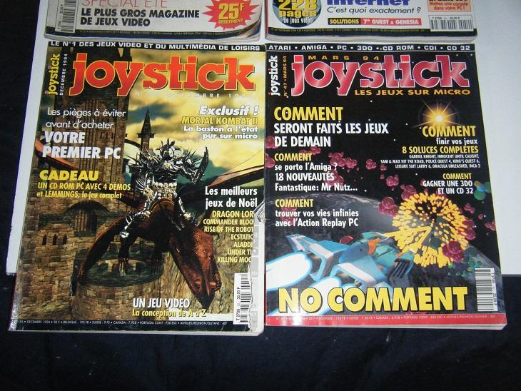 [Vds] Vieux magazines Pc et consoles - Page 2 Dscf0214