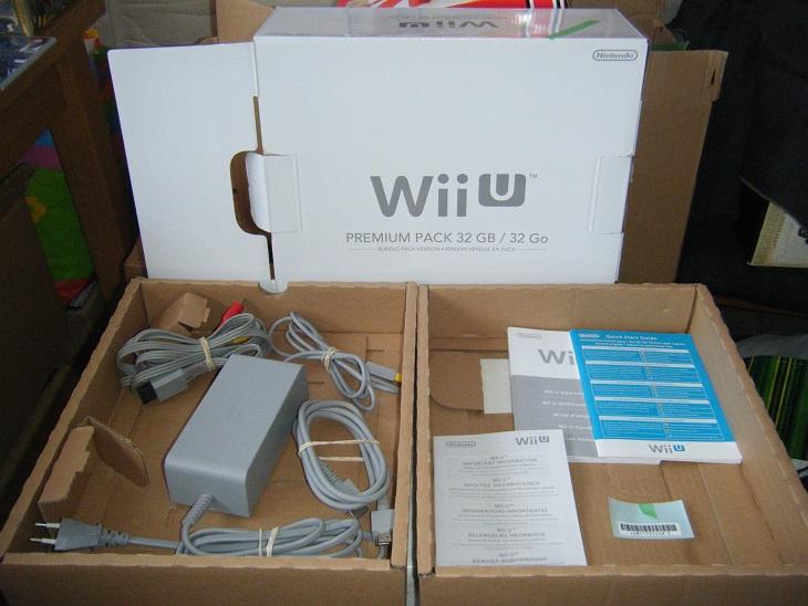(ACH) Boite Wii U, peu importe le modèle c'est pour les cales :( Dscf9315