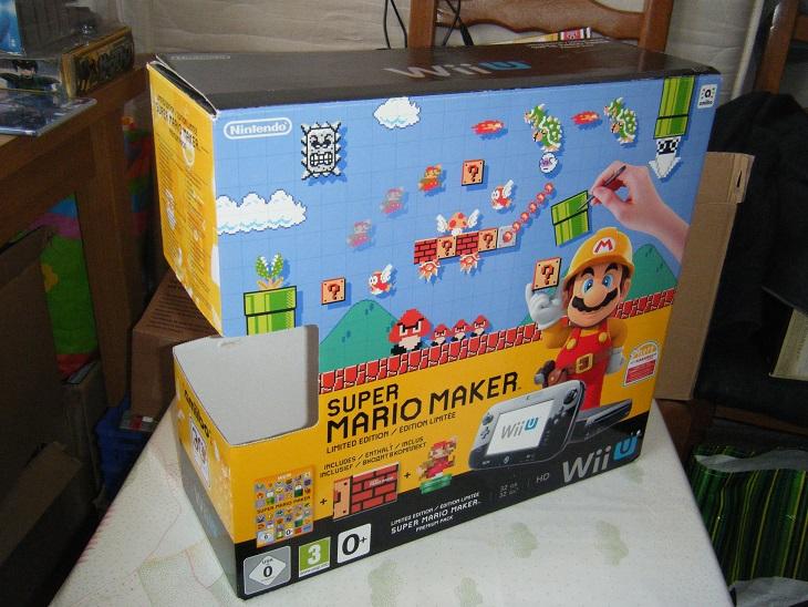 (ACH) Boite Wii U, peu importe le modèle c'est pour les cales :( Dscf9410