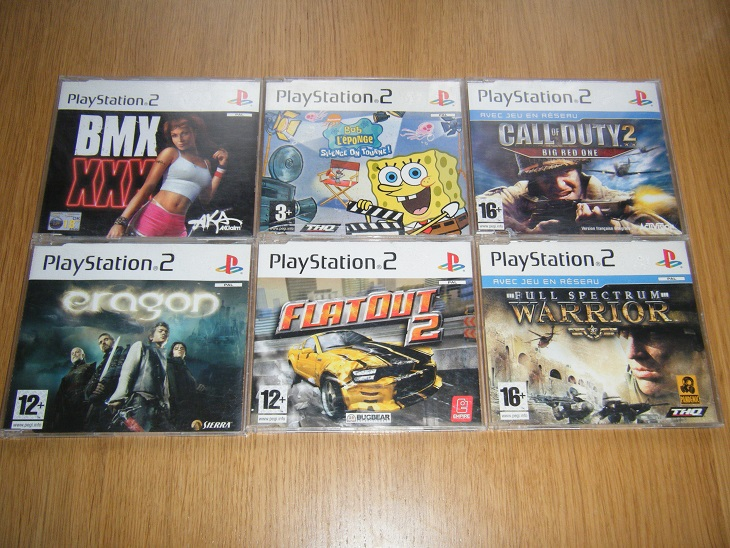 Promo only - Version promo collection Ps2_ja11