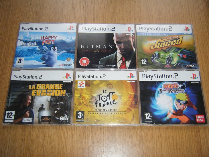 Promo only - Version promo collection Ps2_ja12