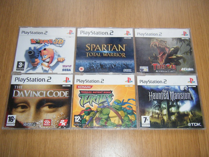 Promo only - Version promo collection Ps2_ja13