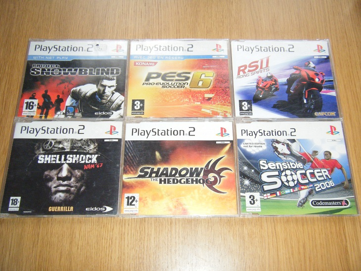 Promo only - Version promo collection Ps2_ja14