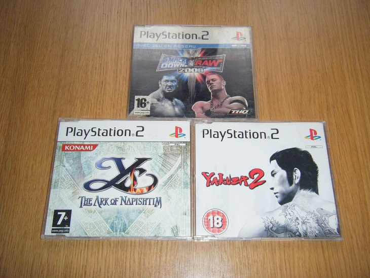 Promo only - Version promo collection Ps2_ja15