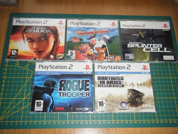 Promo only - Version promo collection Ps2_ja17