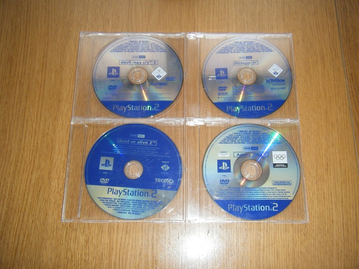 Promo only - Version promo collection Ps2_lo15