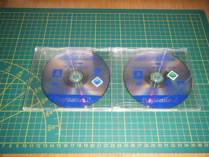 Promo only - Version promo collection Ps2_lo16