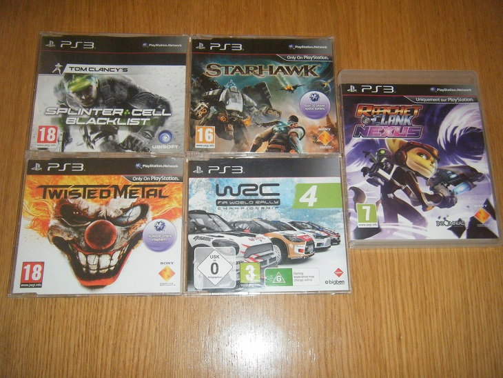 Promo only - Version promo collection Ps3_ja10