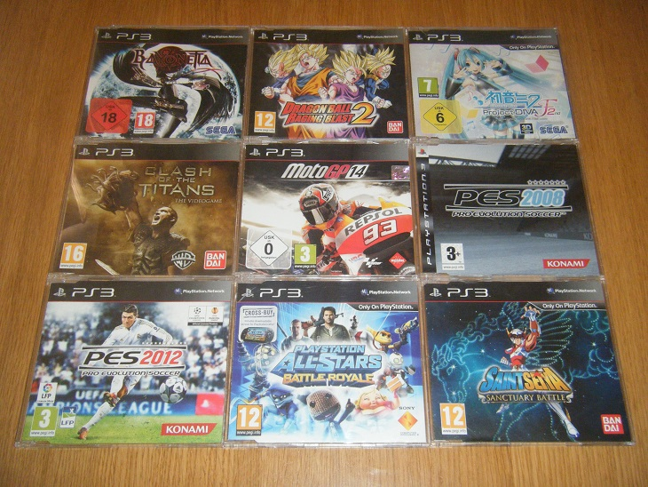 Promo only - Version promo collection Ps3_ja11