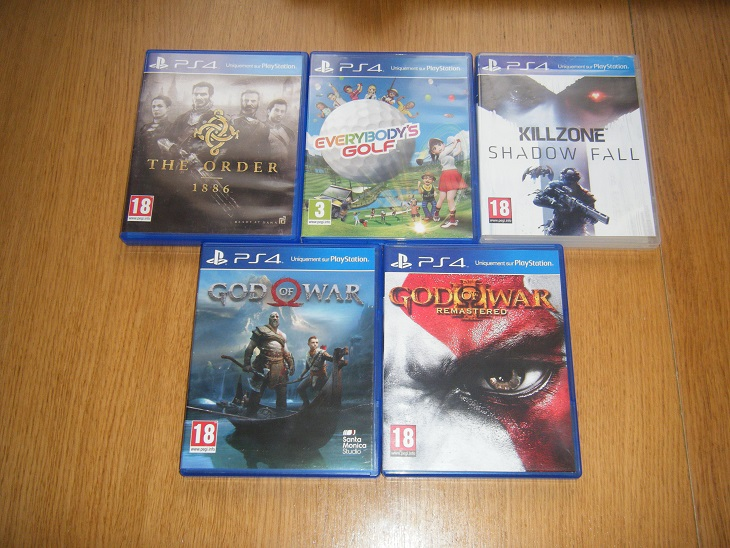Promo only - Version promo collection Ps4_ja10