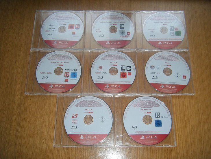 Promo only - Version promo collection Ps4_lo10