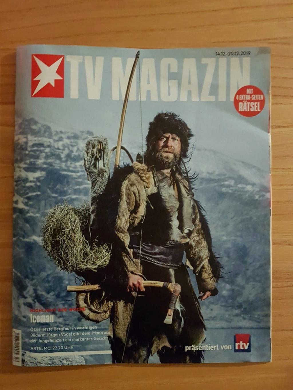 Nouveau docu sur Ötzi à l'horizon! (et oui, encore un!) 80451210