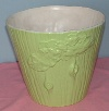 529 planter pot that was painted green! 529-610