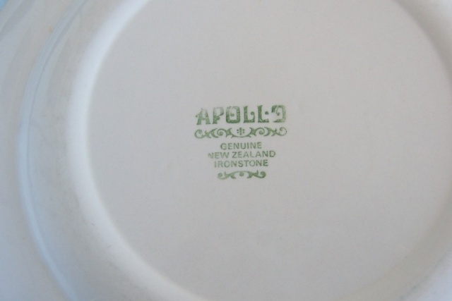 Apollo Crown Lynn Tableware Apollo12
