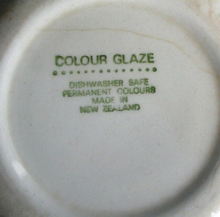 Colour Glaze by Crown Lynn Colour15