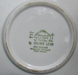 Egmont Tableware by Crown Lynn Egmont11