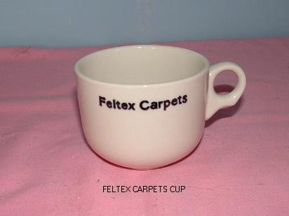 Branded Ware... including Tasman Pulp & Paper dishes Feltex10