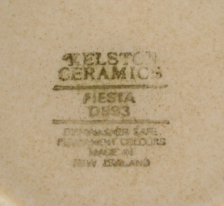 Kelston Ceramics Fiesta D593 Fiesta11