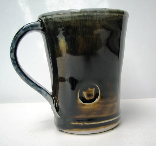 Salt glazed mug .... Img_0110