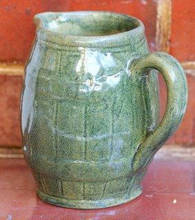 A Luke Adams Acorn jug from Marcus Luke_a17