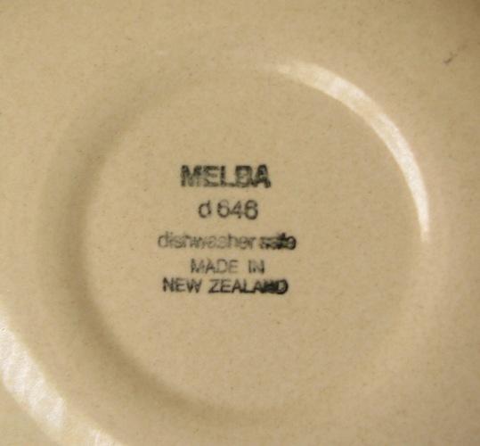 Melba Made In New Zealand by Crown Lynn Melba_10