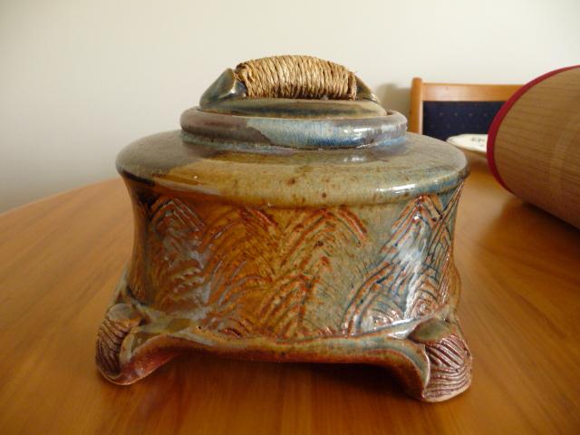 Michael O'Donnell Tarariki Pottery Paeroa Mike_o10