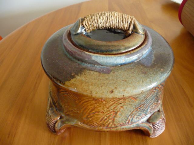 Michael O'Donnell Tarariki Pottery Paeroa Mike_o11
