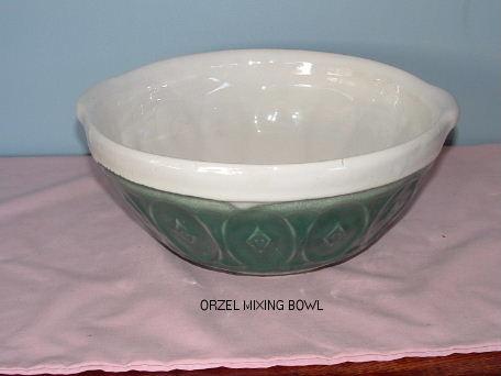 Hon-john came across a hoard of Orzel pottery ... Orzel_22
