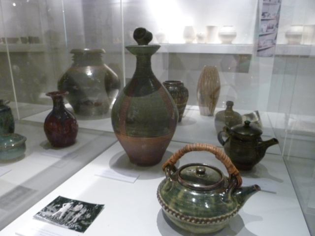 Pottery Exhibition at the New Papakura Museum Papaku23