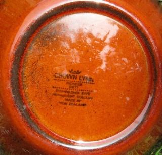Pioneer Crown Lynn Tableware Pionee11
