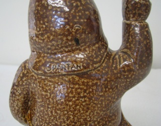 Salt Glazed Spartan Gnome !! Sparta12