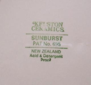 Sunburst d695 by Kelston Ceramics Sunbur11
