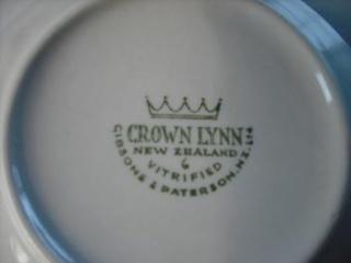 Tango Blue by Crown Lynn Tango_10
