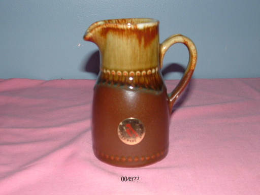 John's Titianware jug Titian10