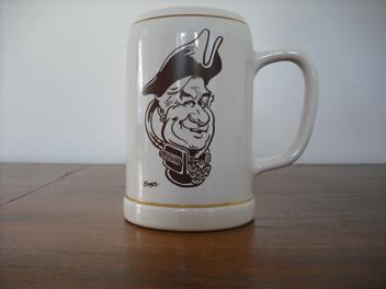 Tom Clark limited edition mug is shape 1397 Tom_cl10
