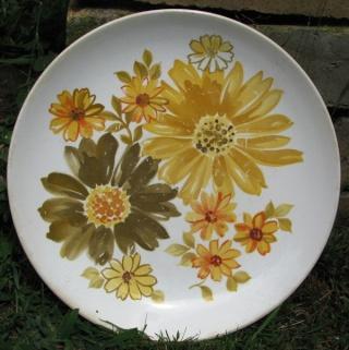 Topaz Tableware by Crown Lynn Topaz10