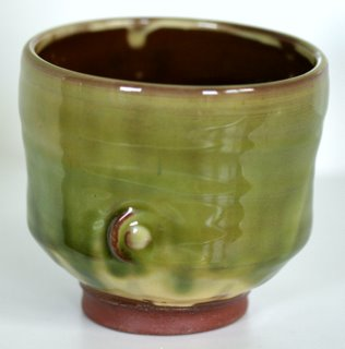 A lovely pouring bowl and beaker made by Andrew from Marcus Van_de12