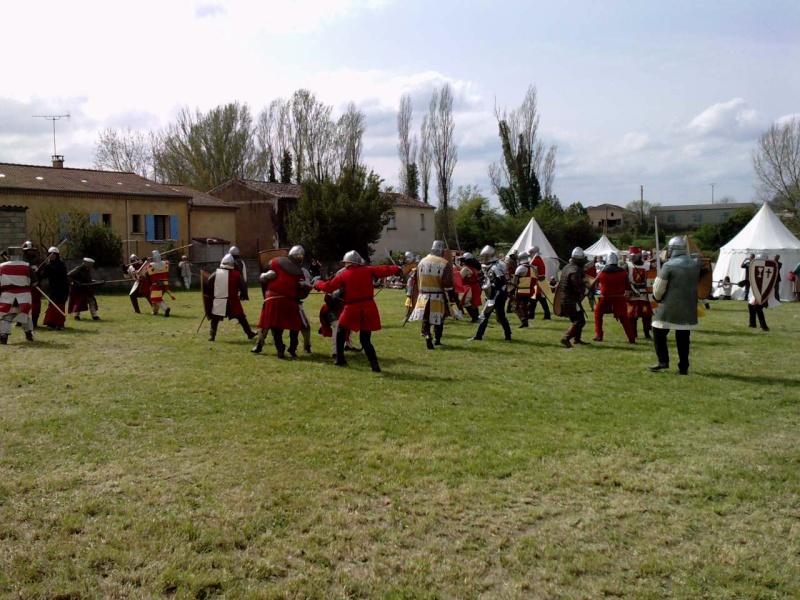 Fêtes médiévales.  P0304110