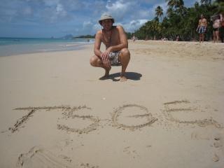 Les Salines sous le soleil (coucou de la Martinique) 00910