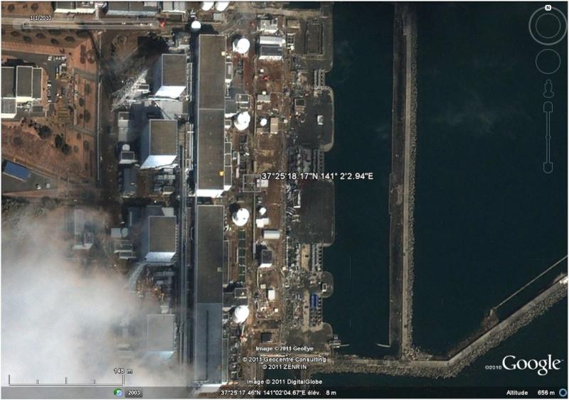 Catastrophe naturelle au japon (tremblement de terre, tsunami, incidents nucléaires) Centra10