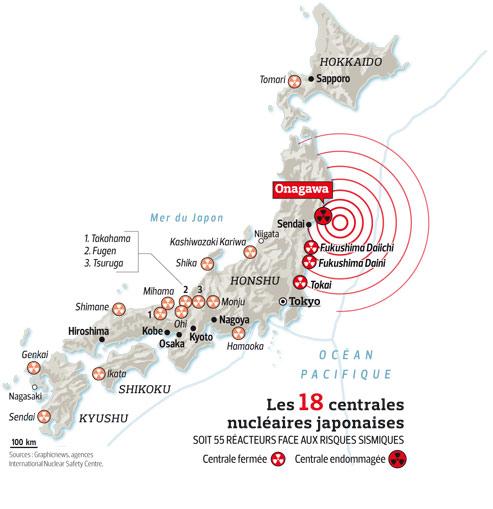Catastrophe naturelle au japon (tremblement de terre, tsunami, incidents nucléaires) Fbae5810