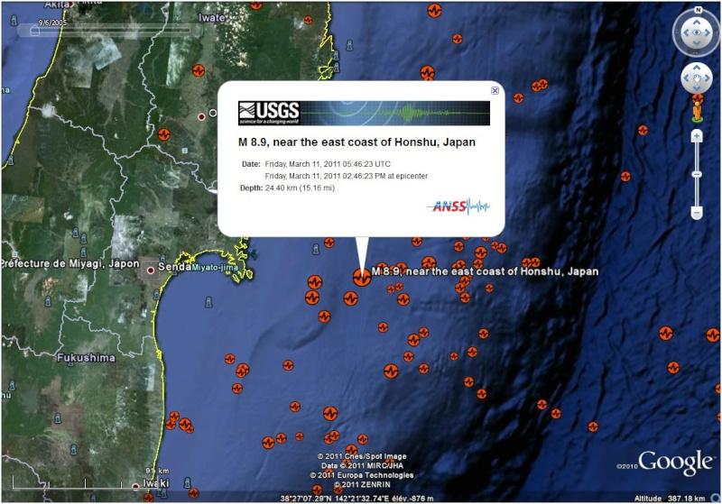 Catastrophe naturelle au japon (tremblement de terre, tsunami, incidents nucléaires) Japon10