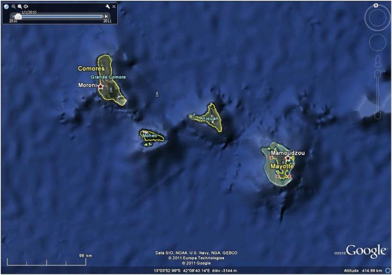 Mayotte 101ème département français Mayott11