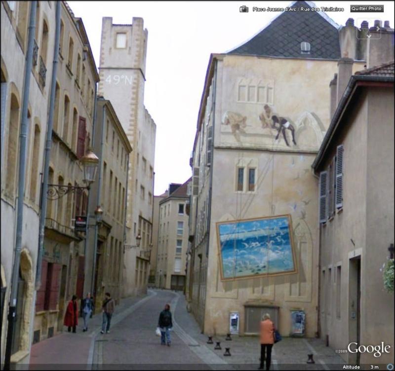 STREET VIEW : les fresques murales en France - Page 3 Metz10