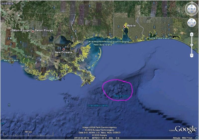 La Marée Noire causée par BP (Louisiane, Nouvelle Orléans) Petrol10