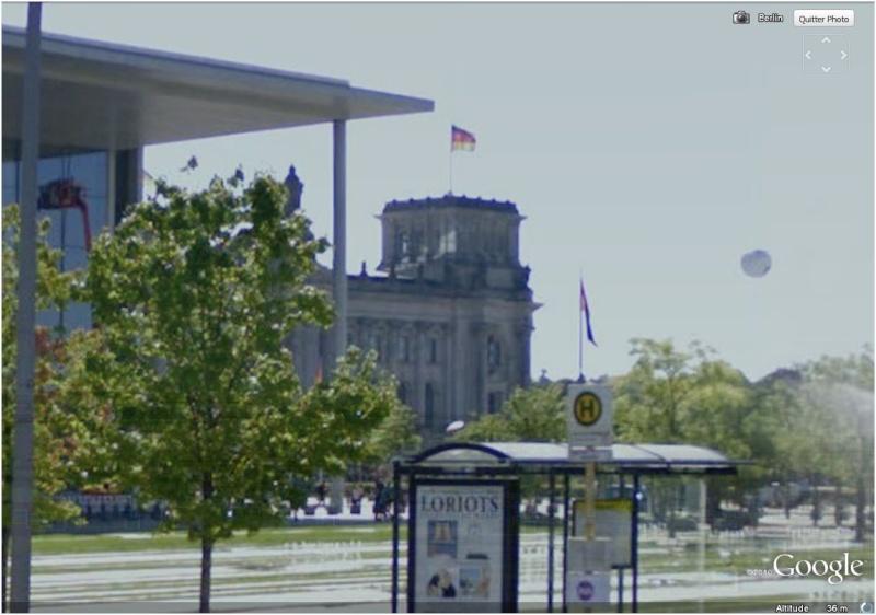 STREET VIEW : bâtiments insolites, hors normes, connus... - Page 2 Reichs10