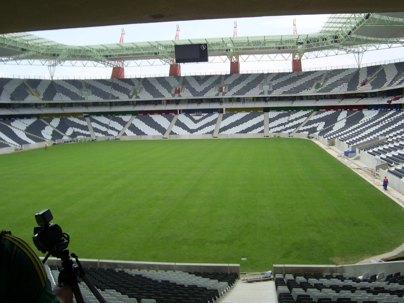 STADES COUPE DU MONDE Afrique du Sud 2010 Seats_10